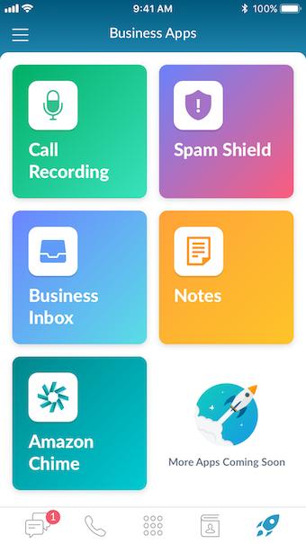 IOS app center