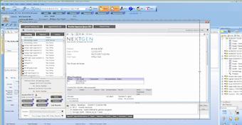 NextGen Enterprise approval queue