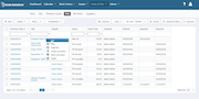 Managing purchase orders in Asset Essentials