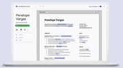 Hire by Google - Candidate preview
