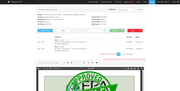Vista - Approve/reject invoices