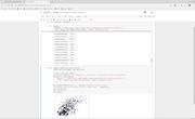 RAW NoDB - Scatter plot display