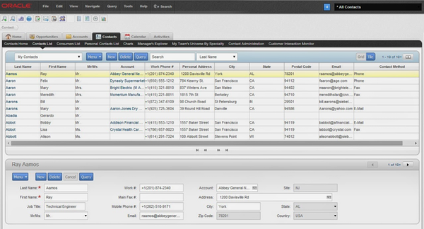 Oracle Siebel Crm Pricing Reviews Amp Demo 2020