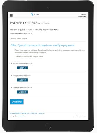 Payment programs