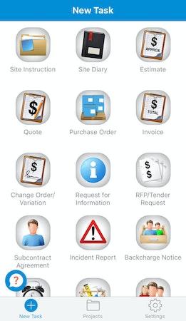Mobile job tasks