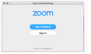 Zoom - Join meeting