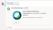 Cisco Webex - Meetings