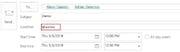 Cisco Webex - Schedule team meetings