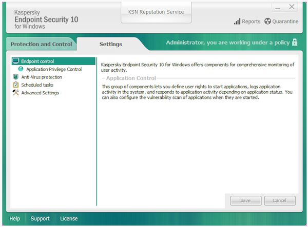 Kaspersky Endpoint Security Business Select - 2019 Reviews