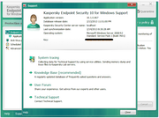 Kaspersky Endpoint Security - Support