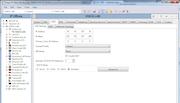 Network configuration settings