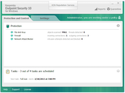 Kaspersky Endpoint Security - Protection and control center