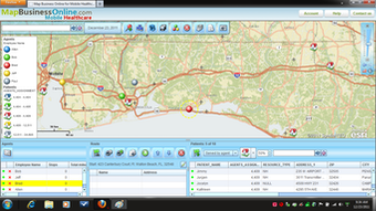 Location-based matching