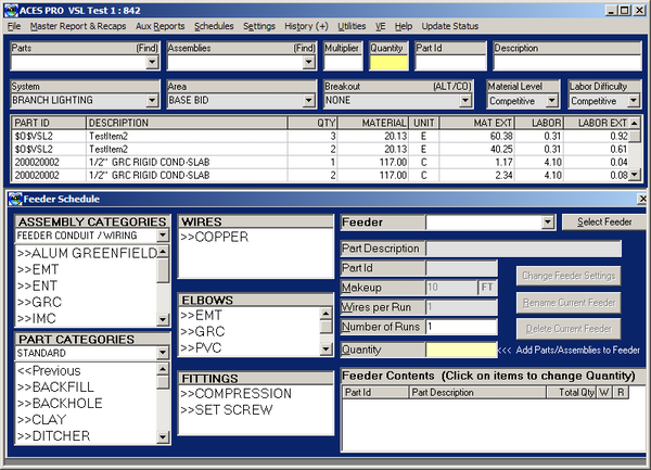 ACES Electrical Estimating Software - 2019 Reviews & Pricing