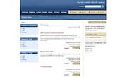 Ecommerce on website