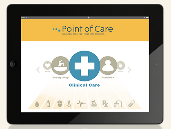 Point of Care app