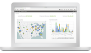 Qlik Sense - Qlik Sense revenue analysis