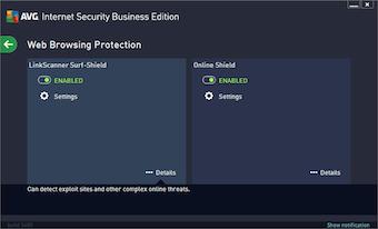 Web browsing protection
