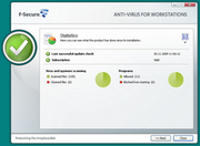 Workstation antivirus