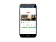 Mobile web reservation system