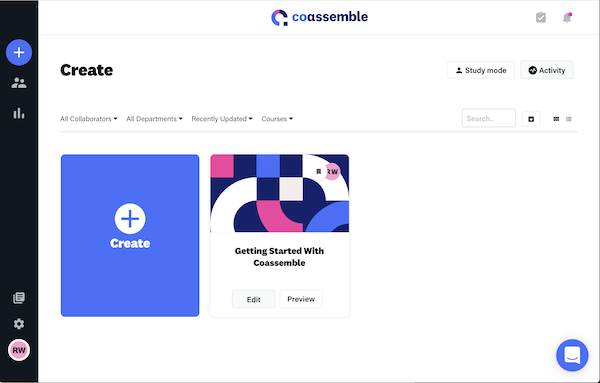 Coassemble (formerly eCoach) Software - 2019 Reviews, Pricing & Demo