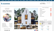 Buildertrend home page screenshot