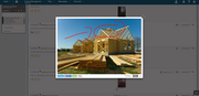 Buildertrend annotation screenshot