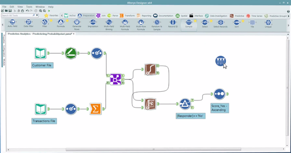 Alteryx Software - 2019 Reviews, Free Demo & Pricing