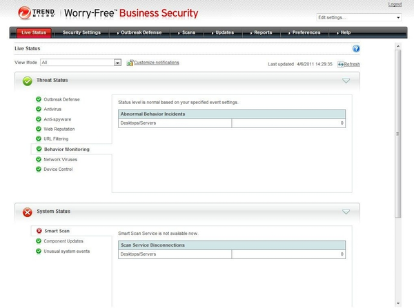 Trend Micro Worry-Free Business Software - 2019 Reviews
