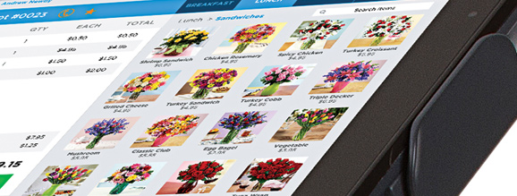 MB3000 POS - Product Catalog
