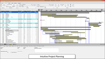 Intuitive Project Planning