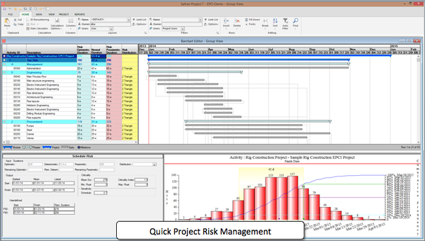Quick Project Risk Management