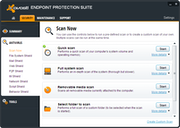 Avast Endpoint Protection Suite - Scan