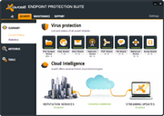 Avast Endpoint Protection Suite - Shields