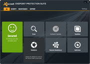 Avast Endpoint Protection Suite - Statistics