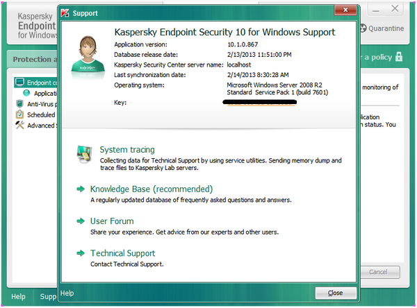 Kaspersky TOTAL Security Software - 2019 Reviews