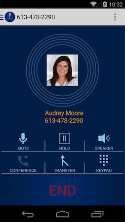 ThinkingPhones - Calling modes