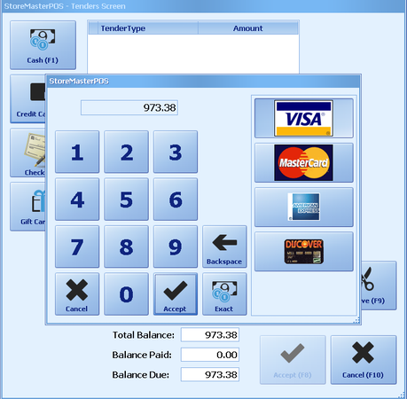 Integrated Credit Card Transaction