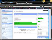 PBXact - System status