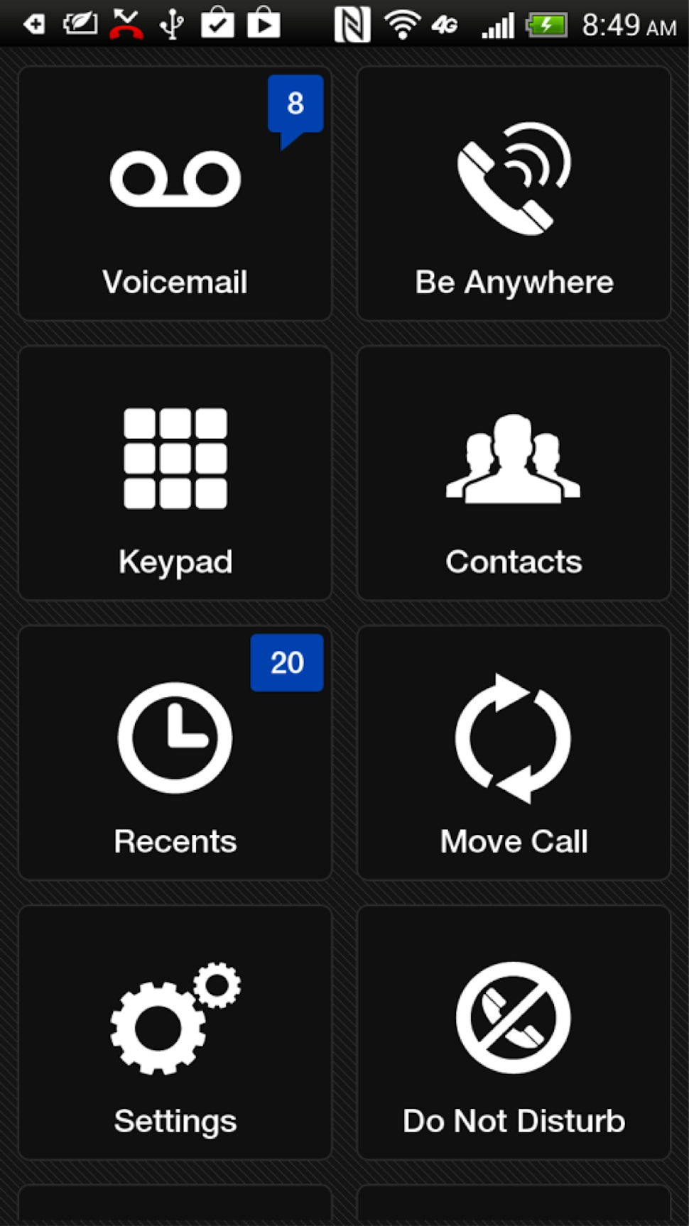 Communication modes