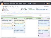 Workfront - Agile story board