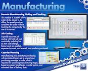 TrueERP - Manufacturing