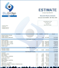 Estimate Report