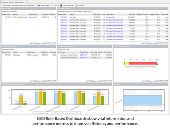 Role-Based Dashboards