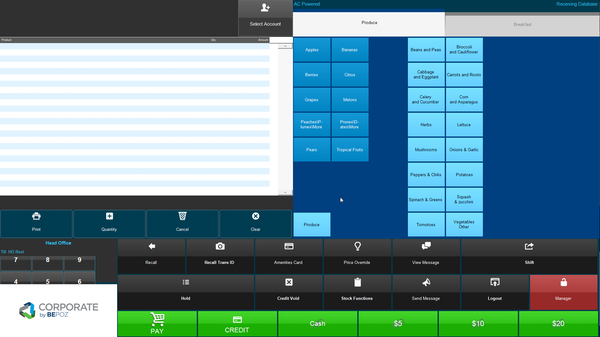Configurable to retail operations