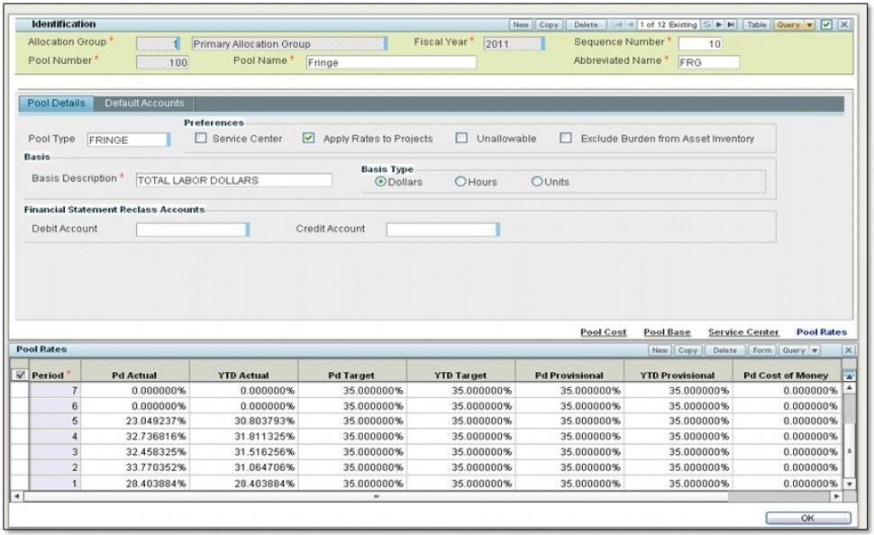 deltek costpoint software