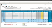 Deltek Costpoint - Time Sheet