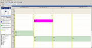 Scheduling tool