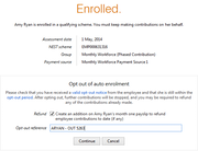 BrightPay - Employee enrollment