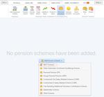 BrightPay - Pension scheme